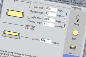 light measurement software output3