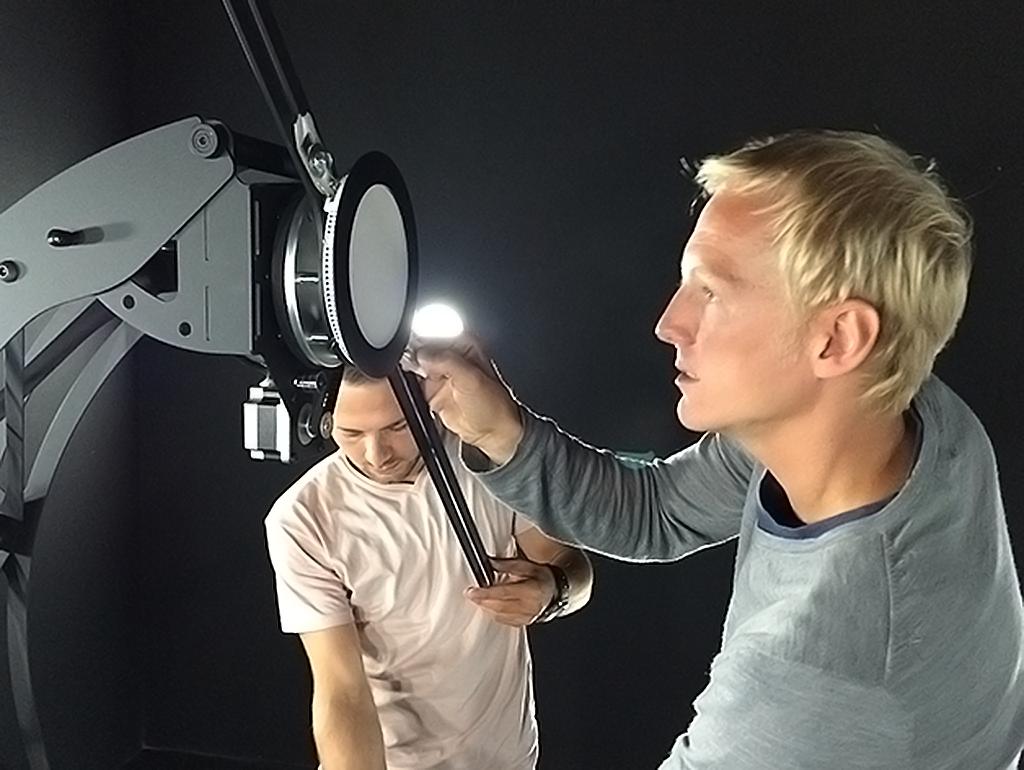 Technical University of Denmark spectrometry