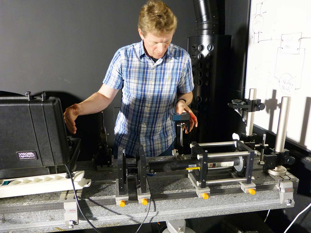 DTU Fotonik light measurement