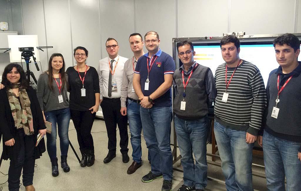 Photometry team Vestel