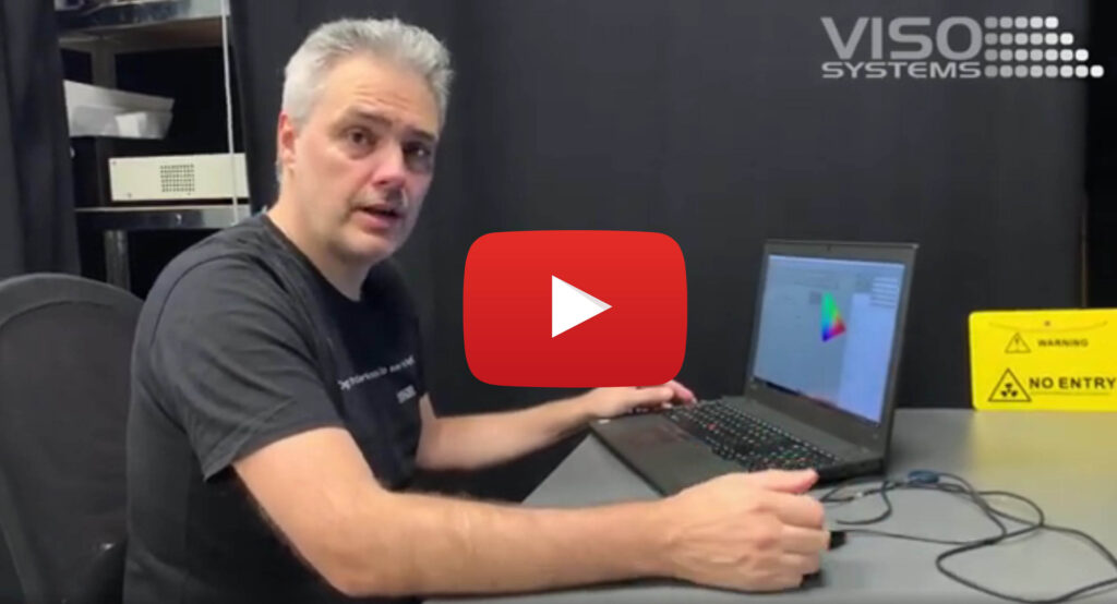This video demonstrates the new germicidal UV features of the Viso Light Inspector software.
