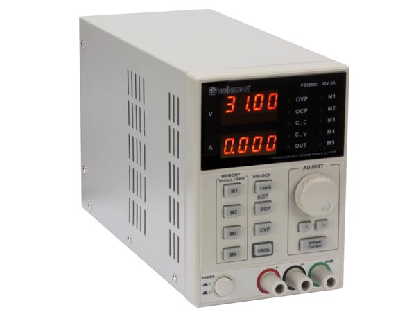 Accesories Velleman power supply