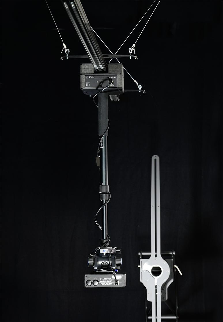 LabRail for Light Measurement